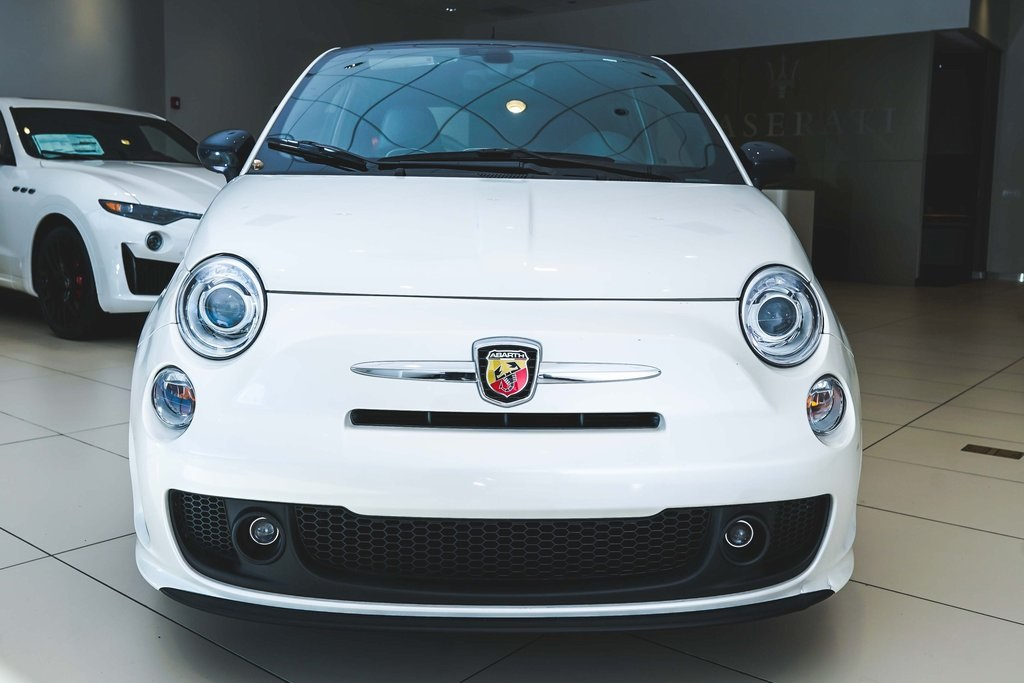 Pre-Owned 2018 FIAT 500 Abarth