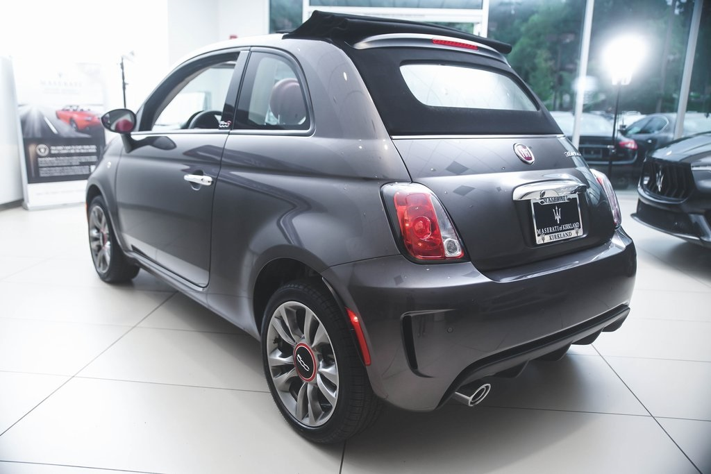 Pre-Owned 2018 FIAT 500c Pop