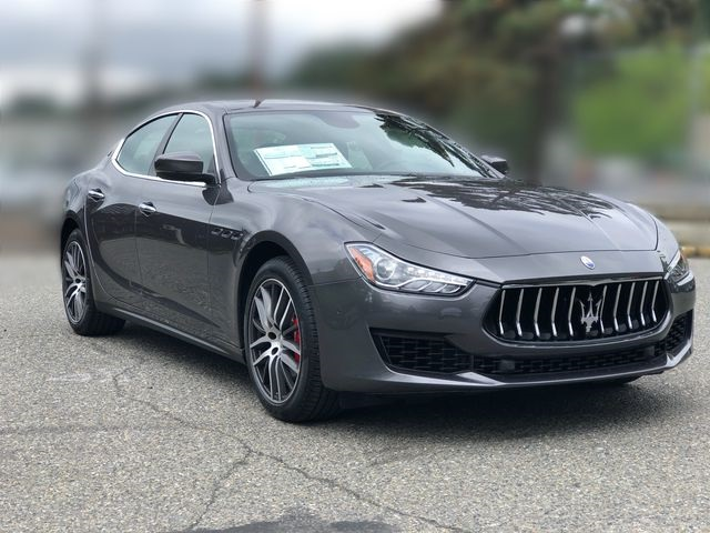 New 2019 Maserati Ghibli Base | Black Friday Deal