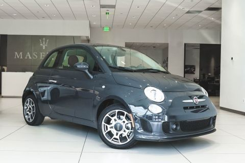 Pre-Owned 2018 FIAT 500 Pop