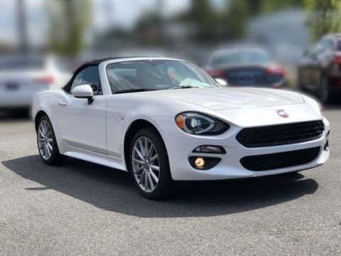 Pre-Owned 2019 FIAT 124 Spider Lusso