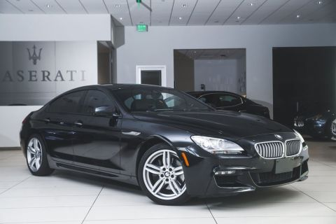 Pre-Owned 2014 BMW 6 Series 650i xDrive Gran Coupe