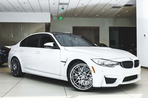 Pre-Owned 2016 BMW M3 Competition Package